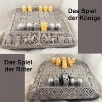 Zwei mittelalterliche Spiele - Die Ritter - Zwei Könige